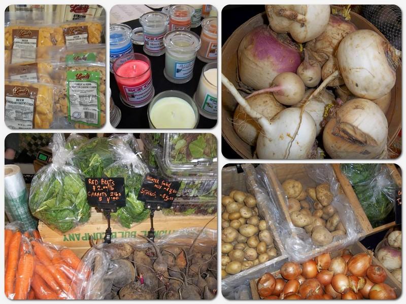 Port Spring Farmers Market
