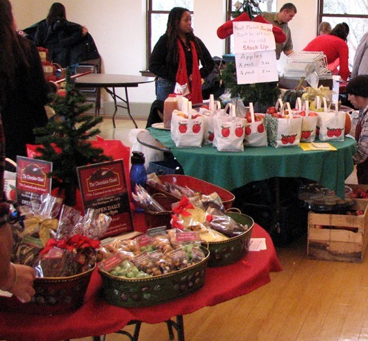 Port Washington Winter Farmers' Market Decemeber 17th